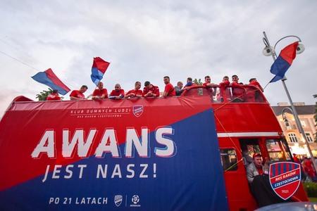 FOTO: Raków Częstochowa